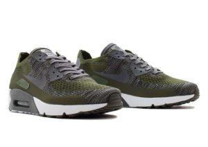Nike Air Max 90 Ultra 2.0 Flyknit Green (40-44)