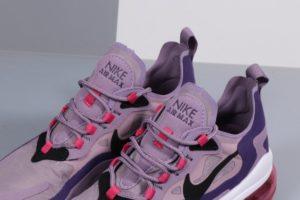 Nike Air Max 270 фиолетовые с черным (35-39)