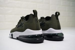 Nike Air Max 270 зеленые мужские (40-44)