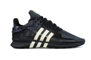 Adidas Consortium EQT Support x Undefeated черные (39-44)
