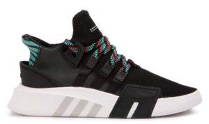 Adidas EQT Bask ADV черные с белым (40-44)