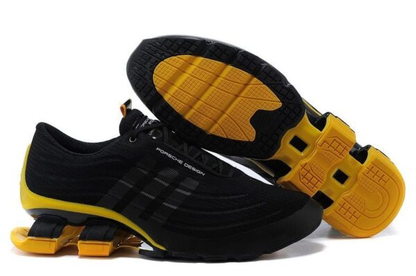Adidas Porsche Design P5000 S4 черные с желтым (39-44)