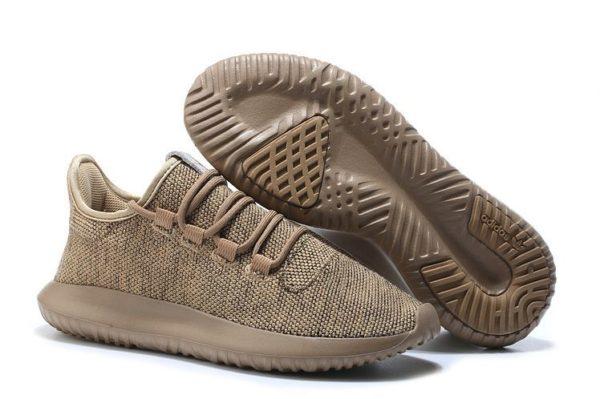 Adidas Tubular Shadow Knit светло-коричневые (39-44)