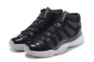 Nike Air Jordan 11 Retro черные (40-45)