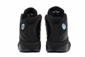 Air Jordan 13 Retro черные (40-45)