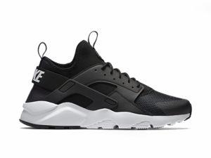 Nike Air Huarache Ultra черно-белые (35-44)