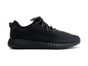 Adidas Yeezy Boost 350 (kanye west) Pirate Black черные (36-45).
