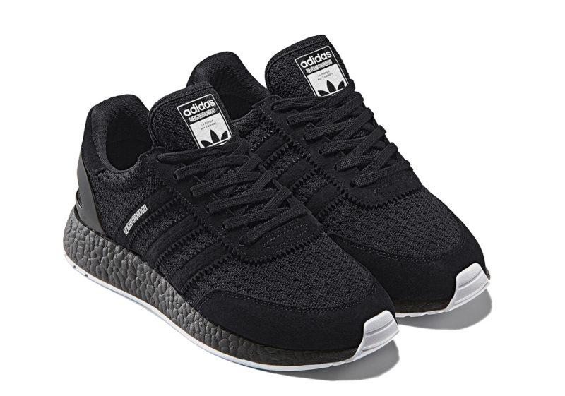 Adidas Neighborhood черные (40-44)