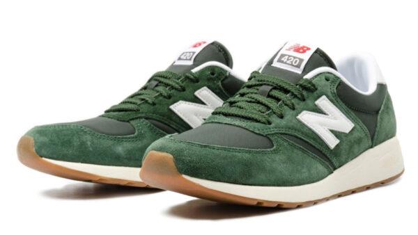 New Balance 420 (Green) (40-43)