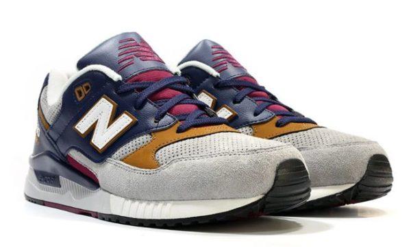 Низкие мужские кроссовки New Balance