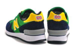 New Balance 670 зеленые с желтым (35-44)