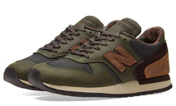 New Balance 770 зеленые (40-44)