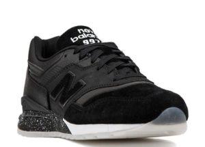 New Balance 997.5 черно-белые (40-44)