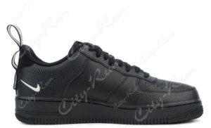 Nike Air Force 1 07 LV8 Utility черные (35-44)