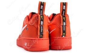 Nike Air Force 1 07 LV8 Utility красные (35-44)
