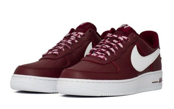 Nike Air Force 1 LV8 NBA (Team Red/White) (35-44)