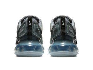 Nike Air Max 720 серые текстиль (35-44)