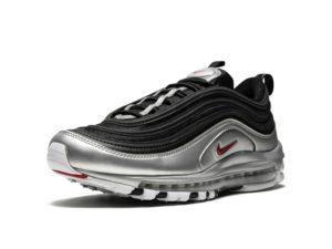 Nike Air Max 97 черно-серебряные (40-44)