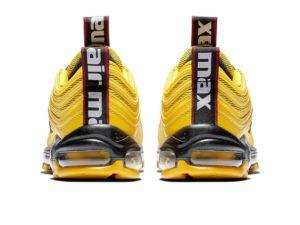 Nike Air Max 97 желтые (40-44)