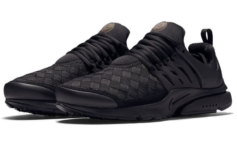 Nike Air Presto SE Woven черные (40-44)