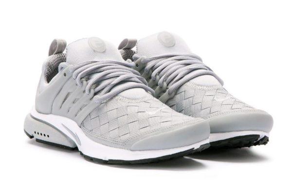 Nike Air Presto SE Woven серые (39-44)