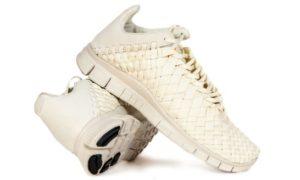 Nike Free Inneva Woven белые (White) (39-43)