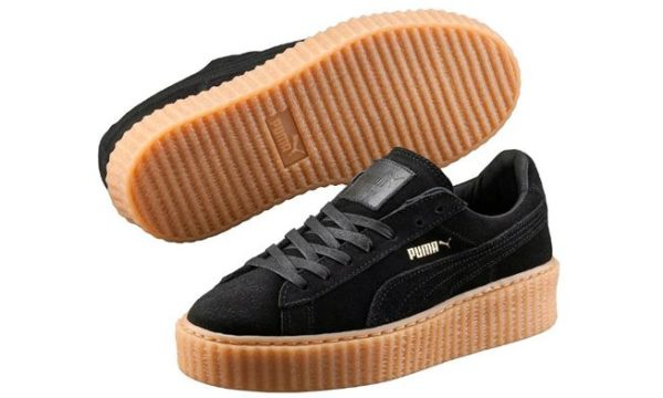 Puma by Rihanna Creeper (Black) 36-39