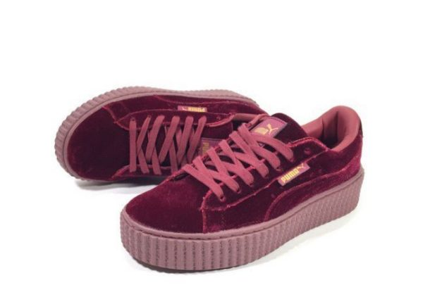 "Puma by Rihanna Creeper ""Velvet"" (Purple) 36-39"