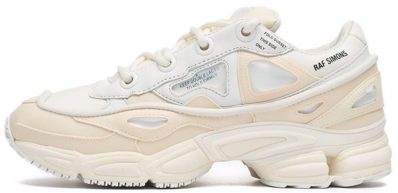 Кроссовки Adidas Raf Simons бежевые (35-39)