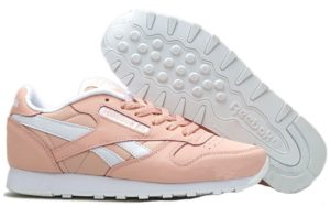 Reebok Classic Leather (Light Pink/White) (35-39)