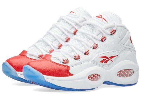 Баскетбольные мужские кроссовки Reebok