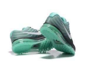 Nike Air Max 2017 бирюзово-серые (39-44)