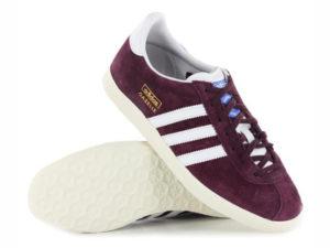 Adidas Gazelle бордовые (36-40)