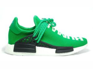 Adidas NMD Human Race зеленые (39-43)
