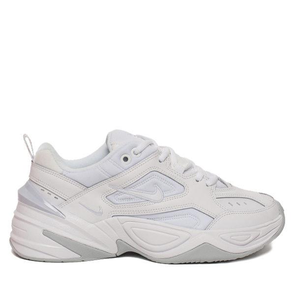 Nike m2k tekno white белые 35-44