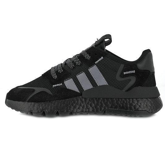 Adidas Nite Jogger черные (35-44)