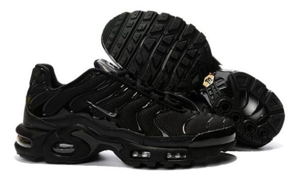Nike Air Max Plus Tn Black Черные 36-44