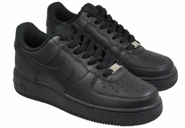 Nike Air Force  черные (40-44)