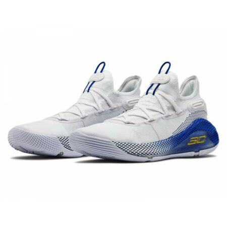 Under Armour Curry 6 синие-белые (40-45)
