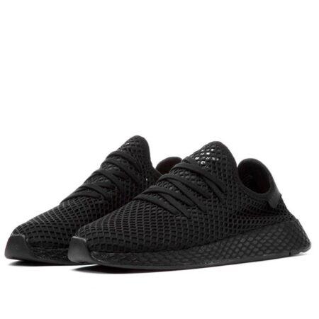 Adidas Deerupt Runner черные (35-44)
