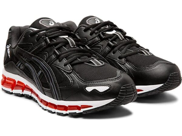 Asics Gel Kayano 5 360 черные  (40-44)
