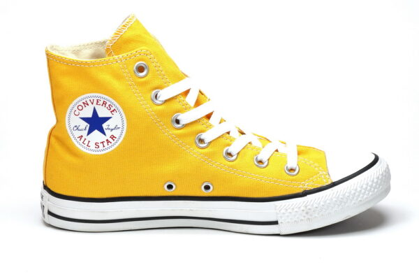 Converse All Star High желтые (35-43)
