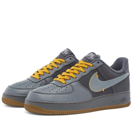 Nike Air Force 1 Low Gore-Tex серые (40-44)