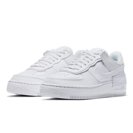 Nike Air Force 1 Shadow белые (35-44)