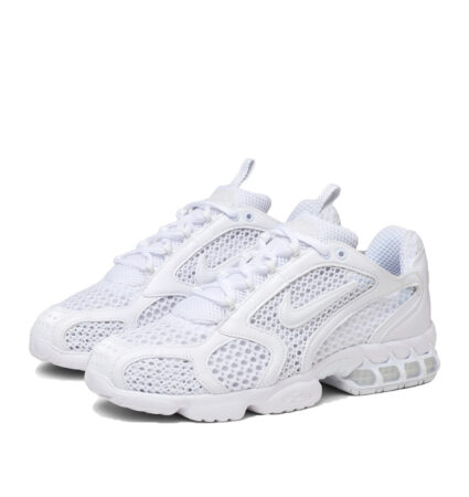 Nike Air Zoom Spiridon Caged 2 белые (35-39)