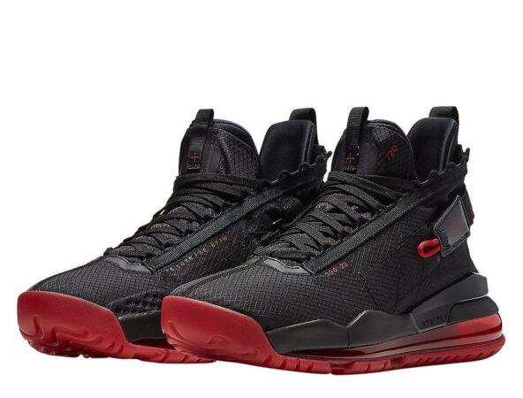 Nike Jordan Proto-Max 720 черные (40-44)